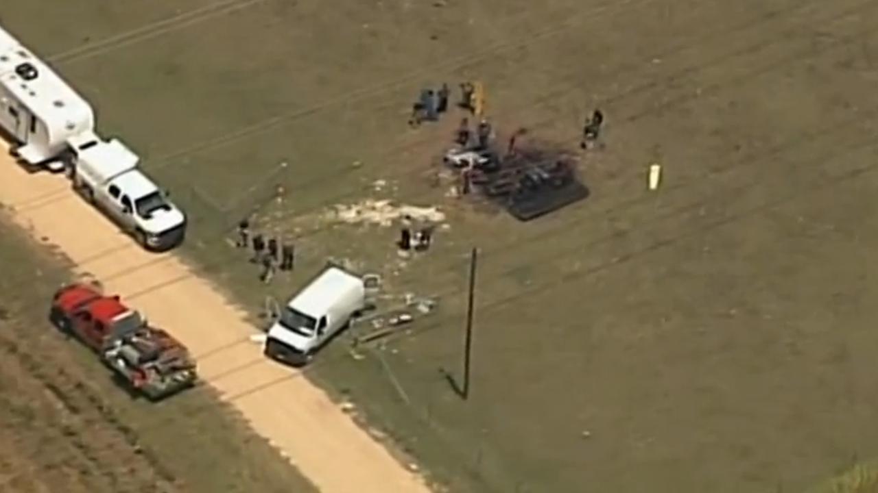 Zestien doden door neerstorten heteluchtballon Texas