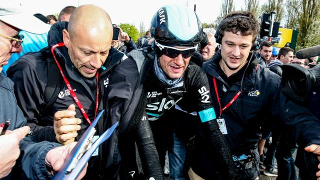 Poels in top tien World Tour na triomf in Luik-Bastenaken-Luik