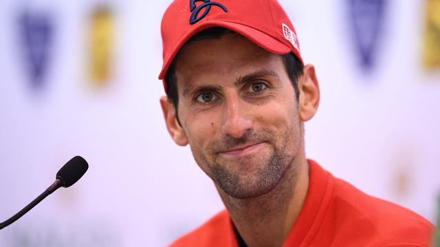 Lijstaanvoerder Djokovic ziet Murray naderen op ATP-ranking