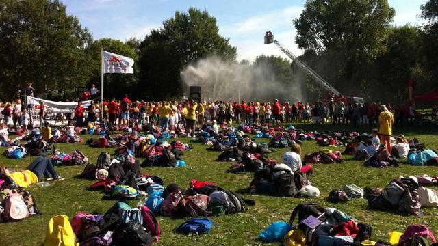 Alphens Vakantiespel van start met 1.700 deelnemers