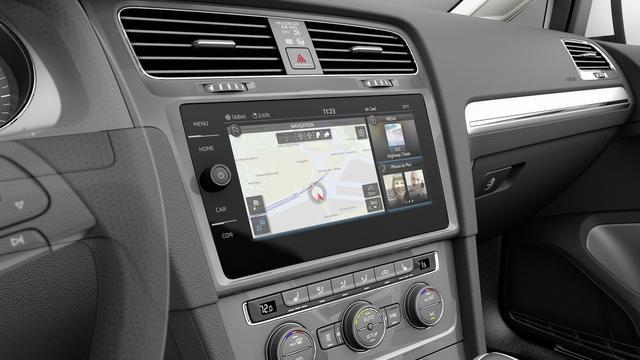 Volkswagen toont met gebaren bestuurbaar infotainmentsysteem