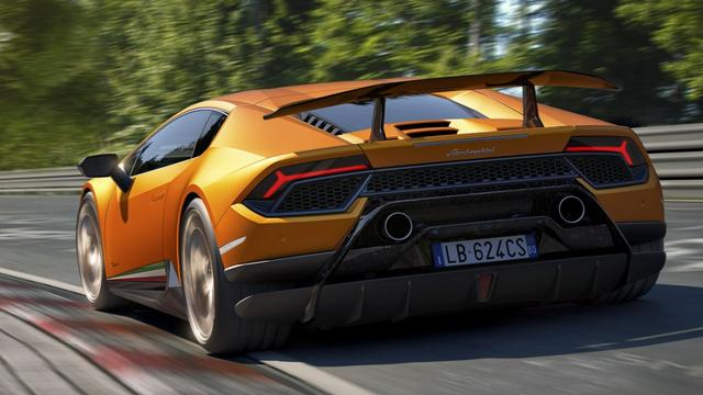 Lamborghini presenteert Huracan Performante