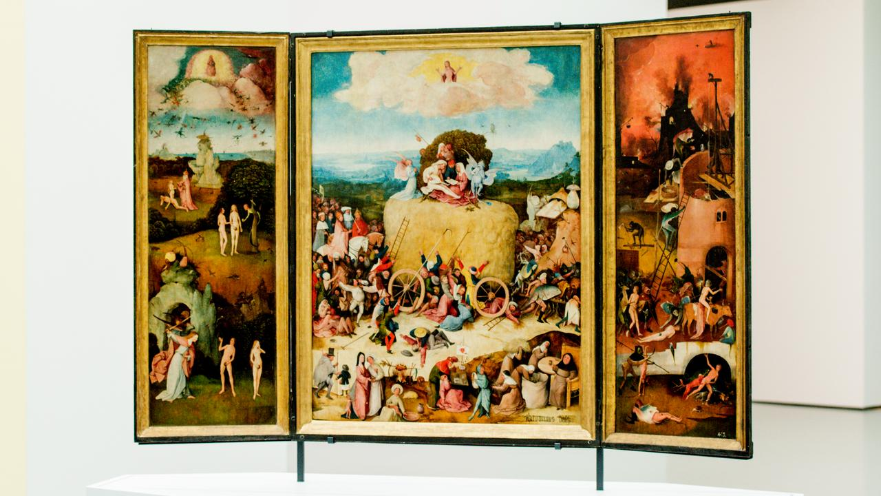 Trailer: Jheronimus Bosch - Touched By The Devil