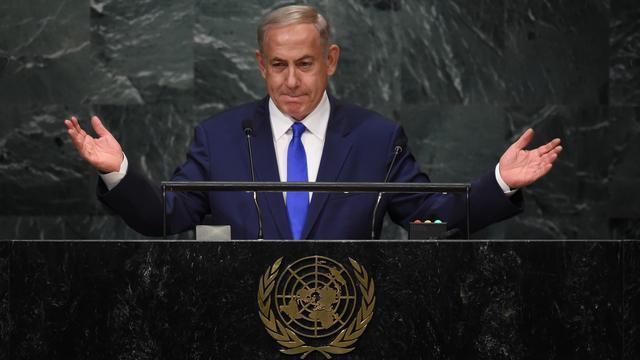 Netanyahu nodigt Abbas uit te spreken voor Knesset
