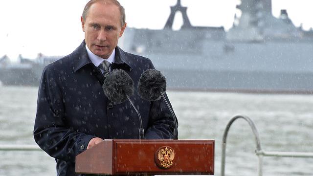 President Poetin gaat naar klimaattop in Parijs
