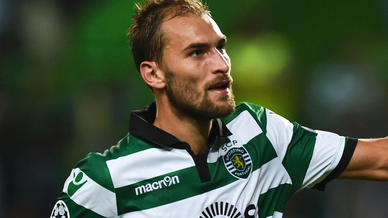Dost scoort in Champions League voor Sporting