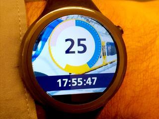 Smartwatch zorgt ervoor dat trein op tijd vertrekt