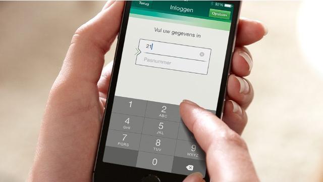 Instellingen betaalpas te veranderen in vernieuwde ABN-app