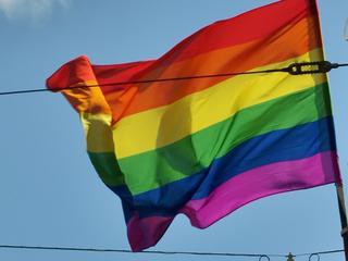 COC vond dat onderscheid tussen 'trots' en 'politiek' niet kon worden gemaakt