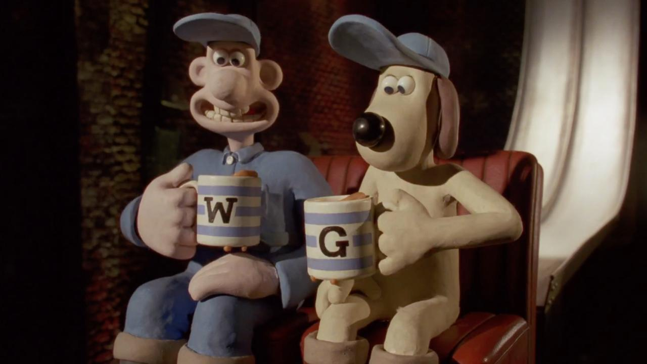Wallace en Gromit - The Curse of the Were Rabbit