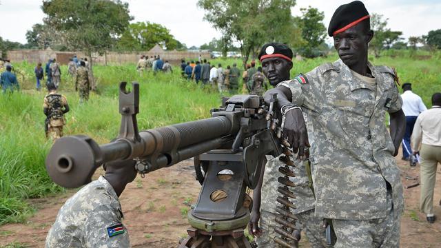 Leger Zuid-Sudan erkent en bestraft wandaden