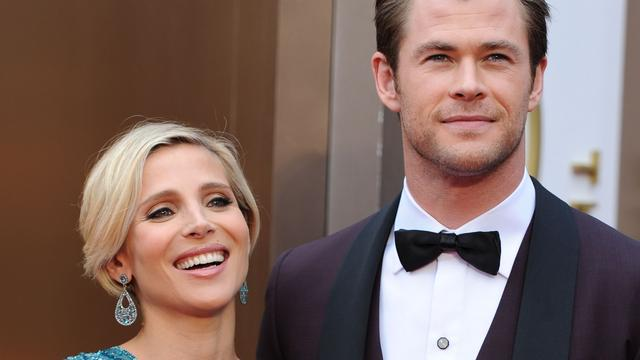 Chris Hemsworth ontkent scheiding