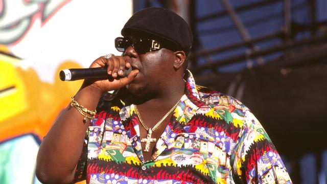 Notorious BIG geëerd met concert in New York