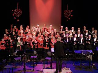 Optreden samen met Vlaams-Brabants Symfonie Orkest