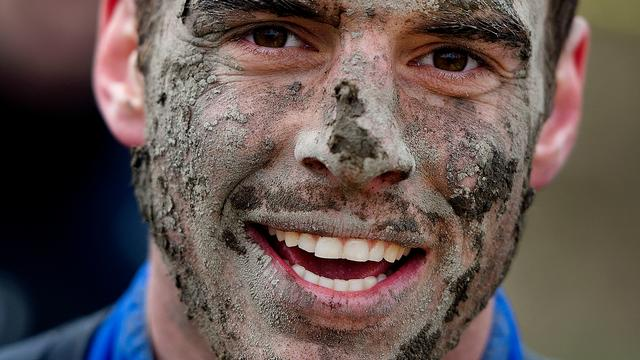 Vijf obstacle- en mud runs in de maand oktober