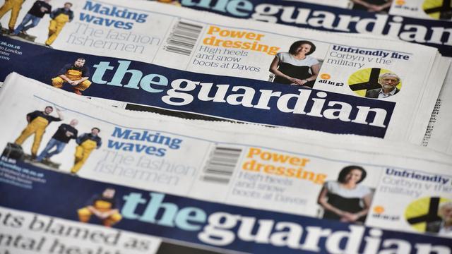 Journalist bij The Guardian beschuldigd van verzinnen bronnen