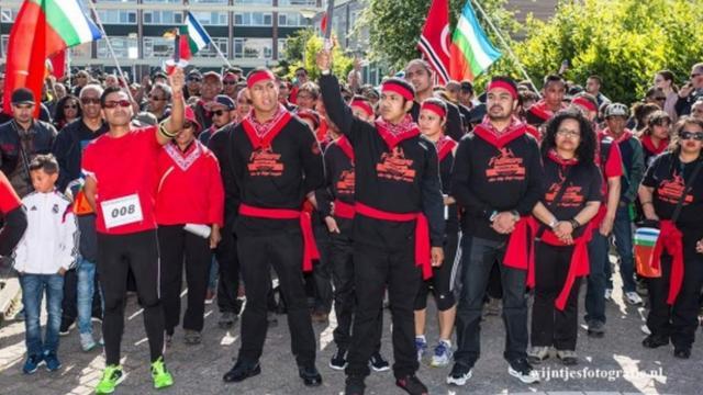 Tweede editie van de Pattimura Walk start in Alphen