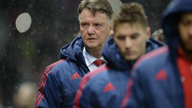 Van Gaal vindt dat United vooral aanvallend moet verbeteren