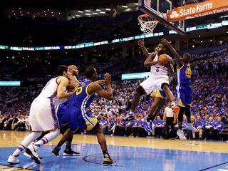 Titelverdediger op 2-1 achterstand in Western Conference finale NBA