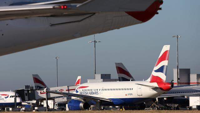 Moederbedrijf British Airways heeft last van Brexit-besluit