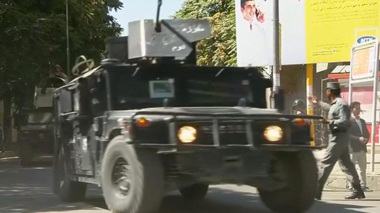 Taliban eisen aanval kantoor hulporganisatie Kabul op