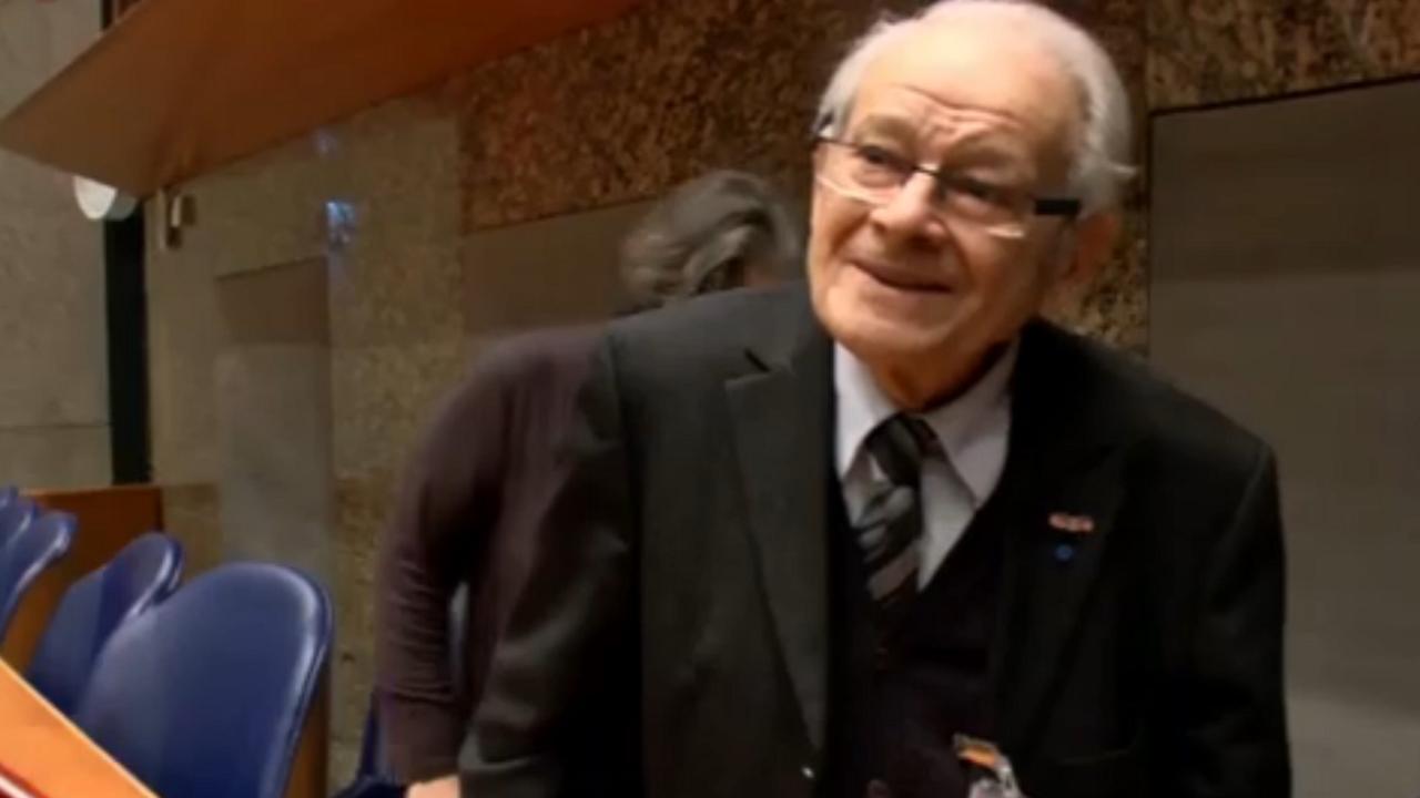 Holocaust-overlever Jules Schelvis (95) overleden