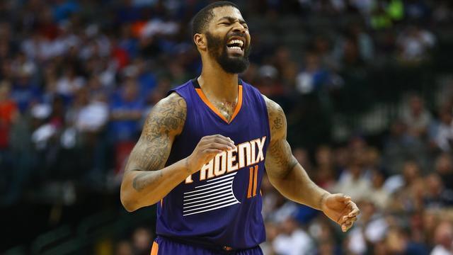 NBA-speler Morris geschorst voor gooien handdoek naar coach