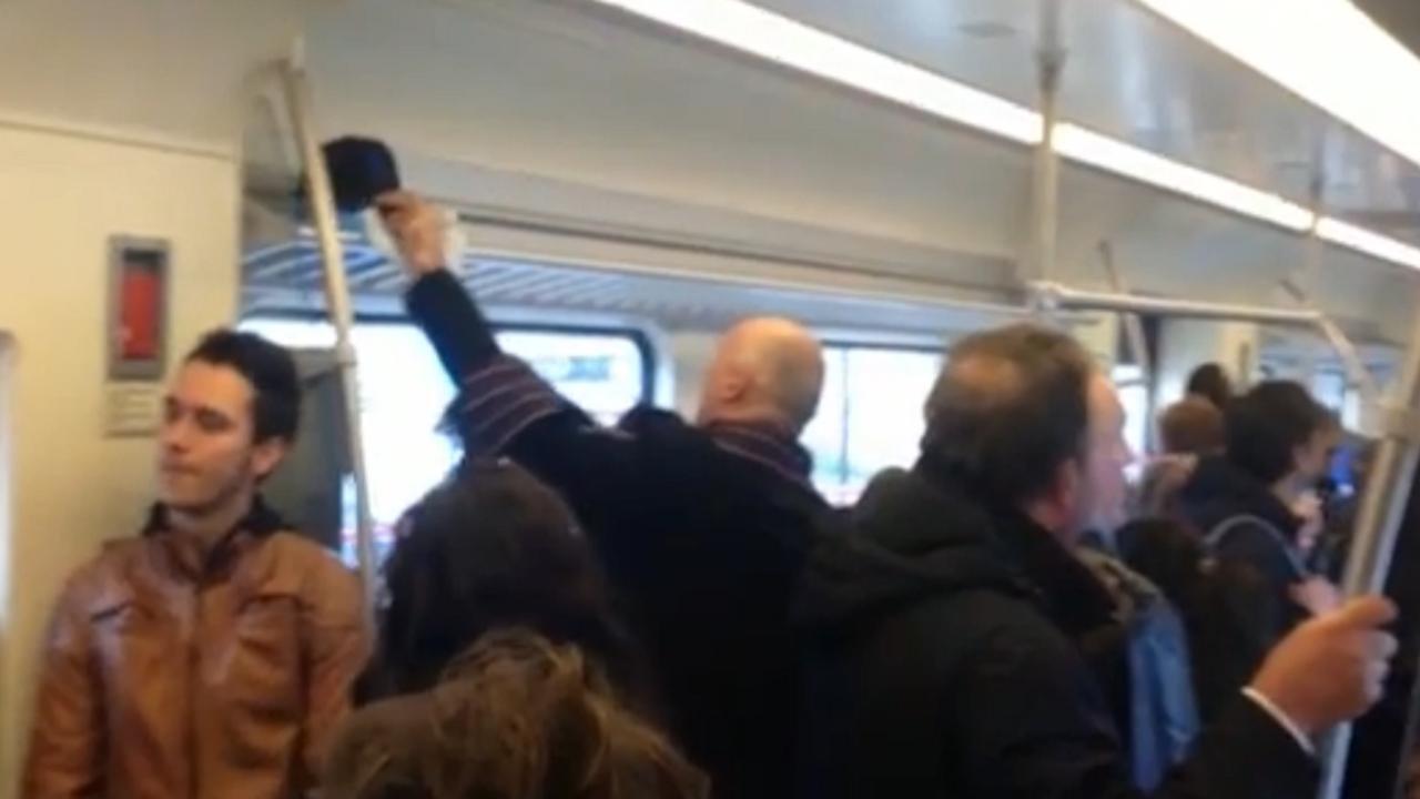 Overvolle treinen zorgen voor ergernis bij reizigers