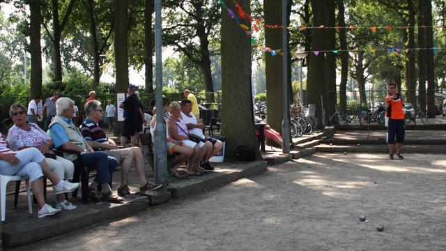 Reportage: Meer dan 330 Jeu de Boulers op banen Rozenoord