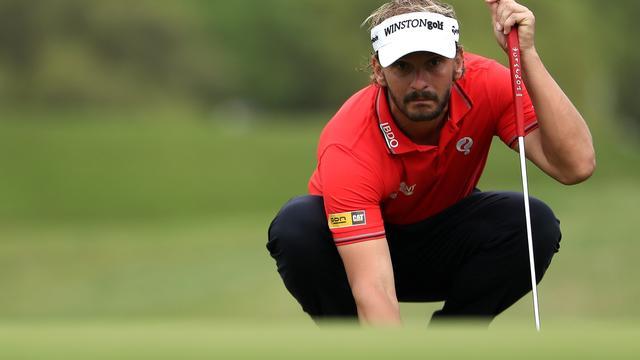 Golfer Luiten gedeeld vijftiende na eerste dag in Parijs