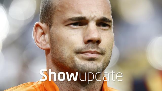 Show Update: Aanslag Istanbul hakte erin bij Wesley Sneijder