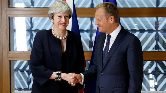 EU-burgers mogen van Britse premier May blijven