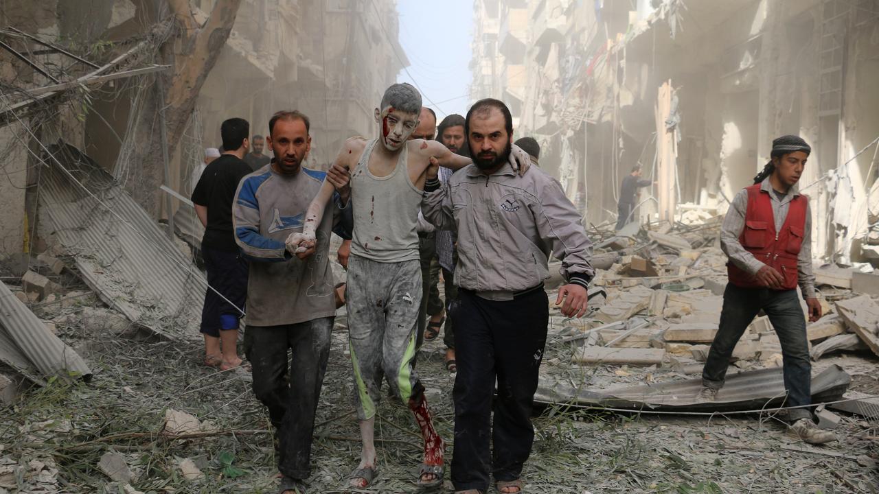 Wederom ziekenhuis geraakt bij bombardement in Aleppo