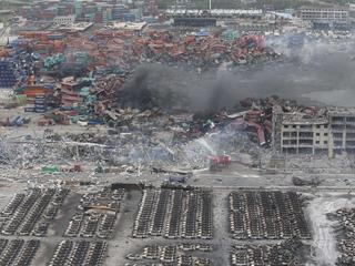 Bij de ramp kwamen 165 mensen om het leven