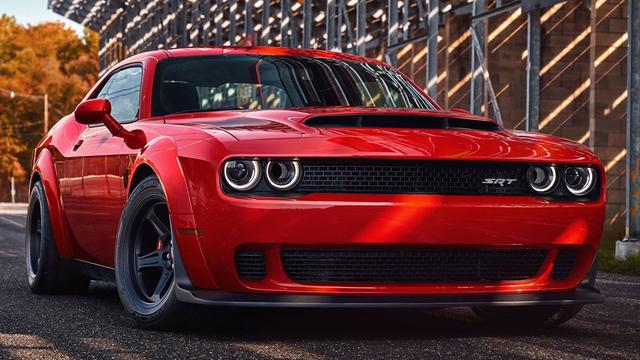 Dodge lanceert snelst accelererende productieauto