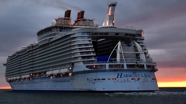 Minder Nederlanders kiezen voor cruisevakantie