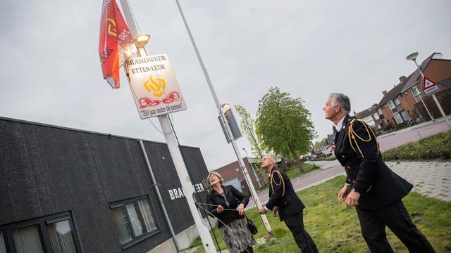 Brandweerkorps Etten-Leur viert 250-jarig bestaan