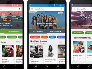Advertentie voor app engagement