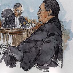 Guus Kouwenhoven toch veroordeeld voor oorlogsmisdrijven Liberia