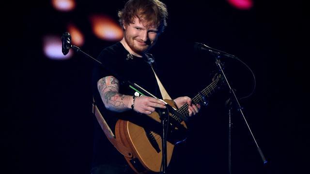 Ed Sheeran viel af door bier te laten staan