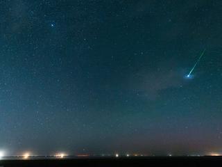 Perseïden-meteorenzwerm bereikt hoogtepunt in nacht van zondag op maandag