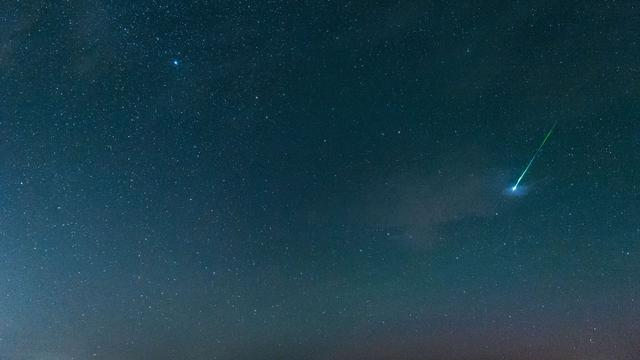 Komend weekend veel vallende sterren zichtbaar