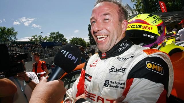 Tom Coronel praat over heftige crash in Portugal