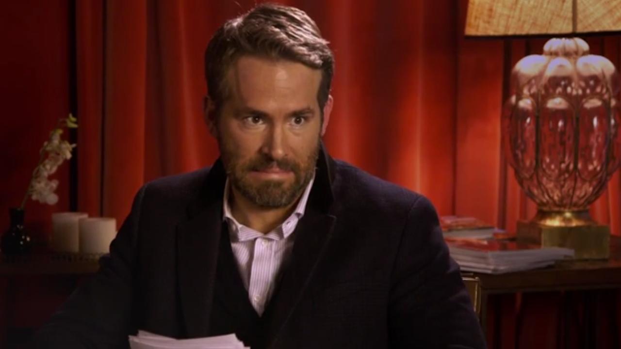 Ryan Reynolds in moeizaam gesprek met zichzelf