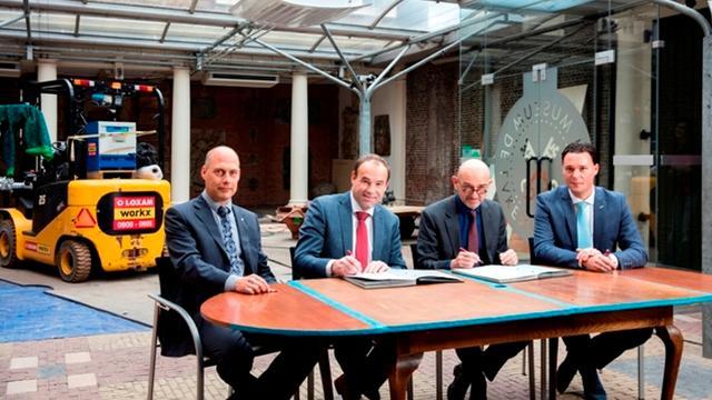 IBB Kondor en Woudenberg Ameide gaan Lakenhal verbouwen