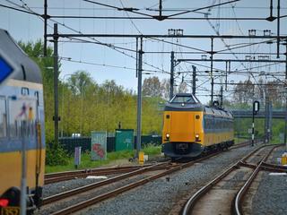Vanwege werkzaamheden rijden er op alle trajecten geen treinen
