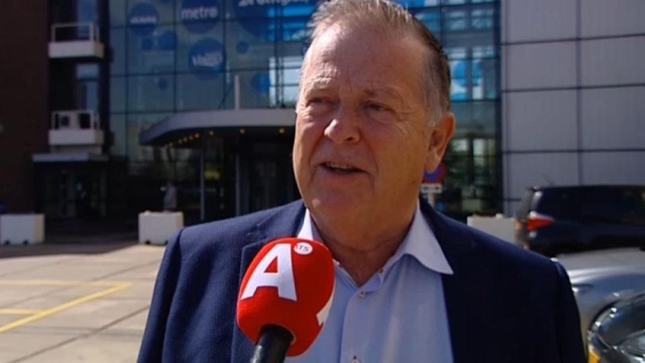 Ajax-huldiger kijkt uit naar mogelijk kampioensfeest