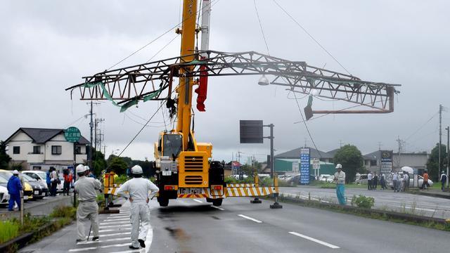 Vierhonderdduizend Japanners geëvacueerd na hevige regenval