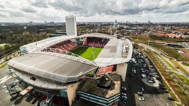 Celstraffen tot negen maanden geëist voor 'inside job' bij FC Utrecht