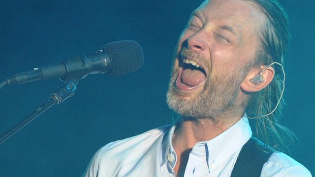 Radiohead voor twee concerten naar Nederland